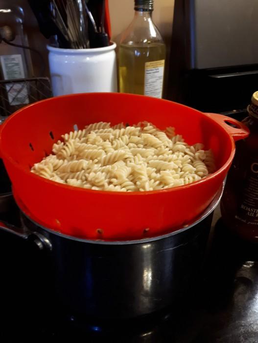 marinara chicken and pasta 2