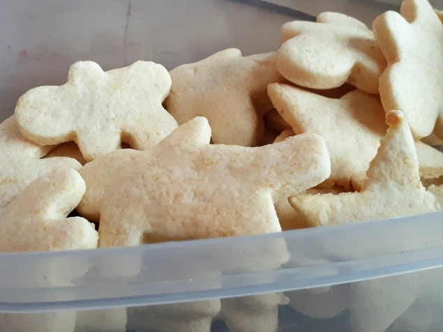 gf sugar cookies